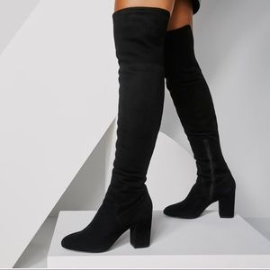 aldo over the knee boots NWT